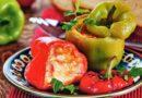 Запечённый сладкий перец с брынзой и другие рецепты с болгарским перцем