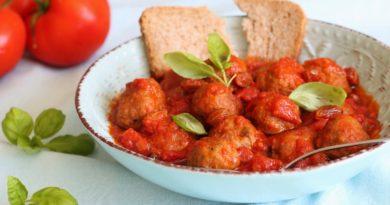 Польпетта - Фрикадельки в томатном соусе по-итальянски