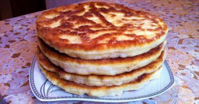 Пряженик - Старинный вид русской жареной лепёшки