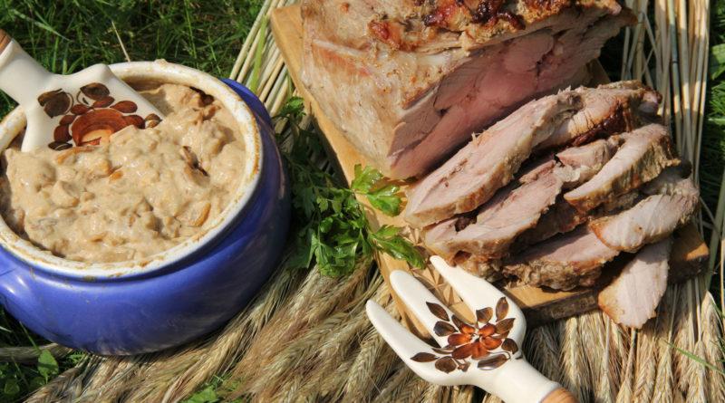 Пячисто - Тушёное мясо с пряностями по-белорусски