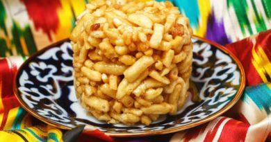 Чак-чак - Татарский десерт
