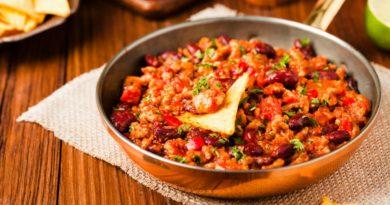 Чили кон карне - Традиционное блюдо мексиканской кухни