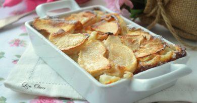 Флонярд - Яблочный десерт по-французски