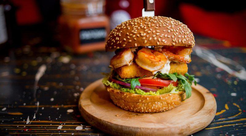 Фишбургер по-американски