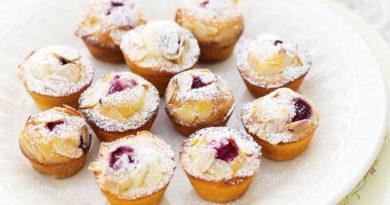 Фрианд - Новозеландский и австралийский десерт