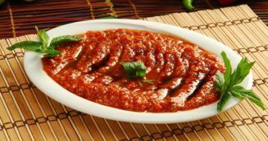 ЭЗМЕ - Овощная закуска по-турецки