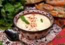 Яйла - Турецкий рисовый суп с добавлением лимона и мяты