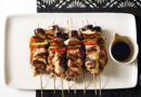Якитори - Шашлычки из курицы по-японски