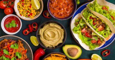 Текс-мекс - Блюда американской и мексиканской кухонь