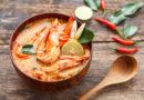 Том Ям - Тайский суп