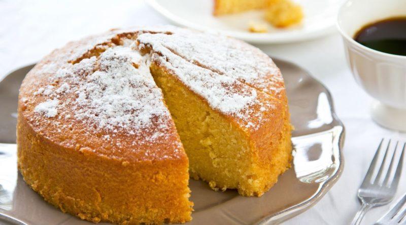 «То́ ска» - Популярный в Норвегии торт